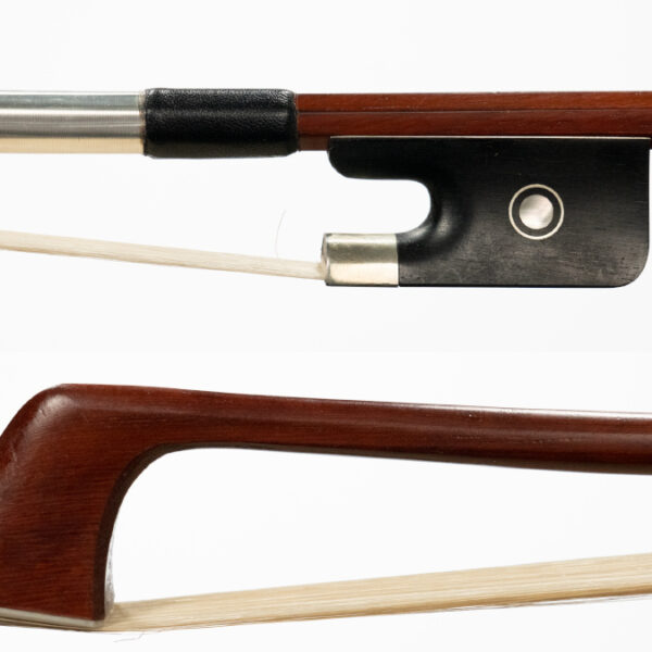 MLS Half Size French Double Bass Bow