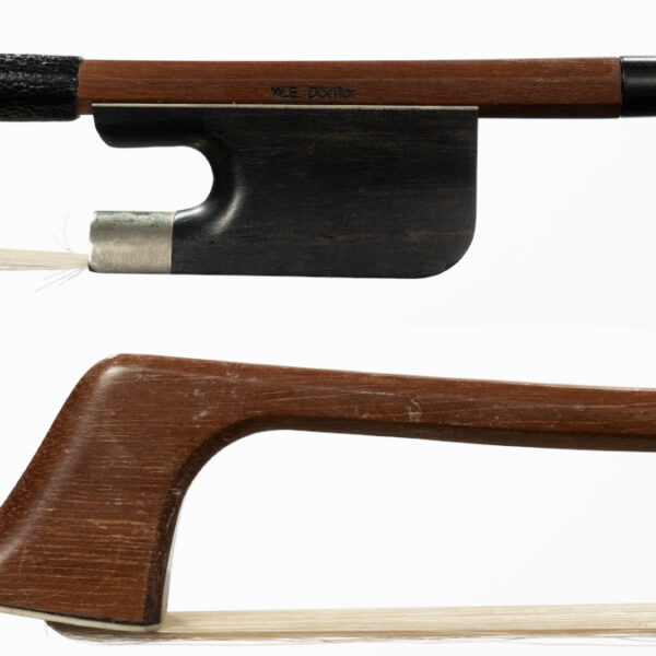 W. E. Doerfler Nr12 Short French Bass Bow